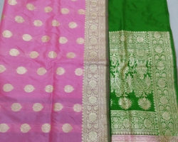 SAREE PURE SILK ZARI BU...