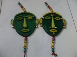 tribal face set