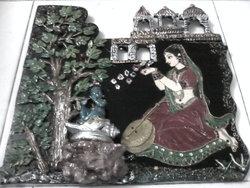 meera krishna mural