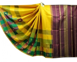 Kanchipura Silk Saree D...