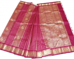 Kanchipuram Silk Saree ...